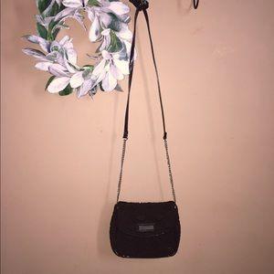 Vera Bradley small, brown crossbody purse